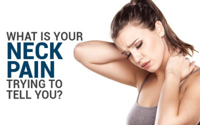 What Your Neck Pain Is Trying to Tell You