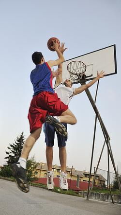Basketball Injuries: Common Types, Risks, Prevention, & Treatment