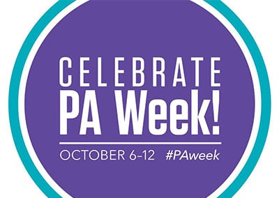 Celebrating Physician Assistants Week
