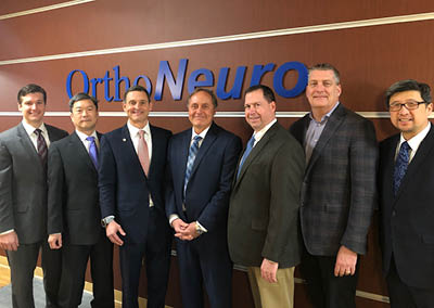 OrthoNeuro Spine Surgeons Honored at the 2020 Arthritis Foundation Crystal Ball