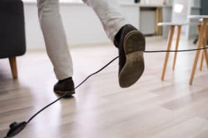 5 tips to avoid falls at home