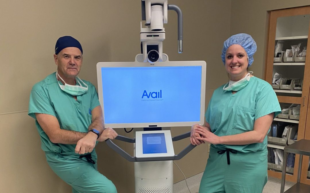 Dr. Mark Gittins Engages in Partnership to Provide Remote Physician Surgical Training