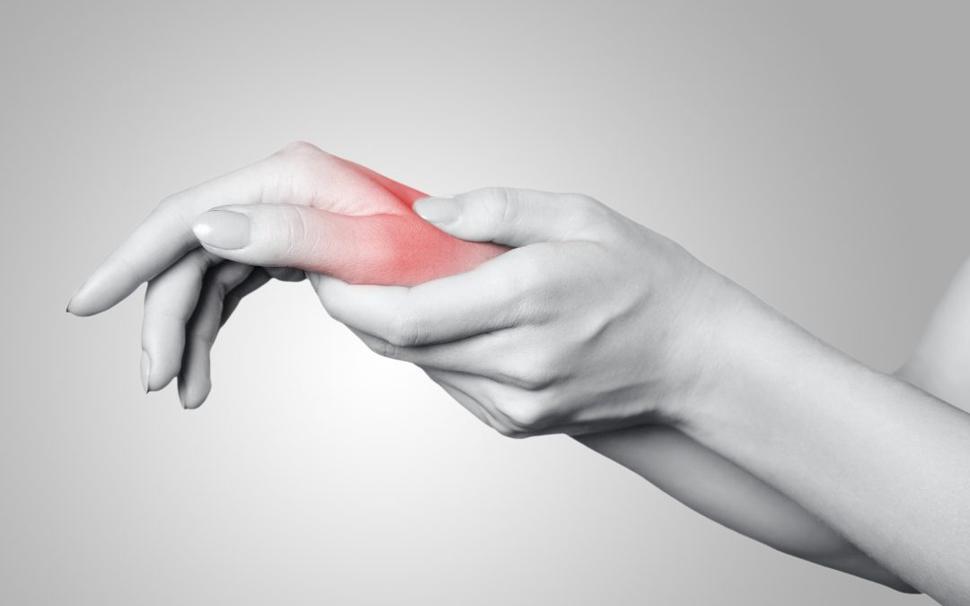 Painful Thumb? Could be Arthritis. Hand Doctor can Help.